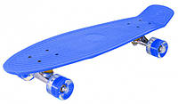 Скейт Profi Action Penny Board MS 0848-2 Blue (20181116V-519)