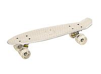 Скейт Profi Action Penny Board MS 0848-2 White (20181116V-521)