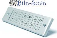 Кодовая клавиатура цифровая DH16A-22T, встроен считыватель EM-marine, 2 выхода реле, Competition