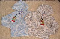 Трикотажная пайта с капюшоном для девочек Grace 116-146 см