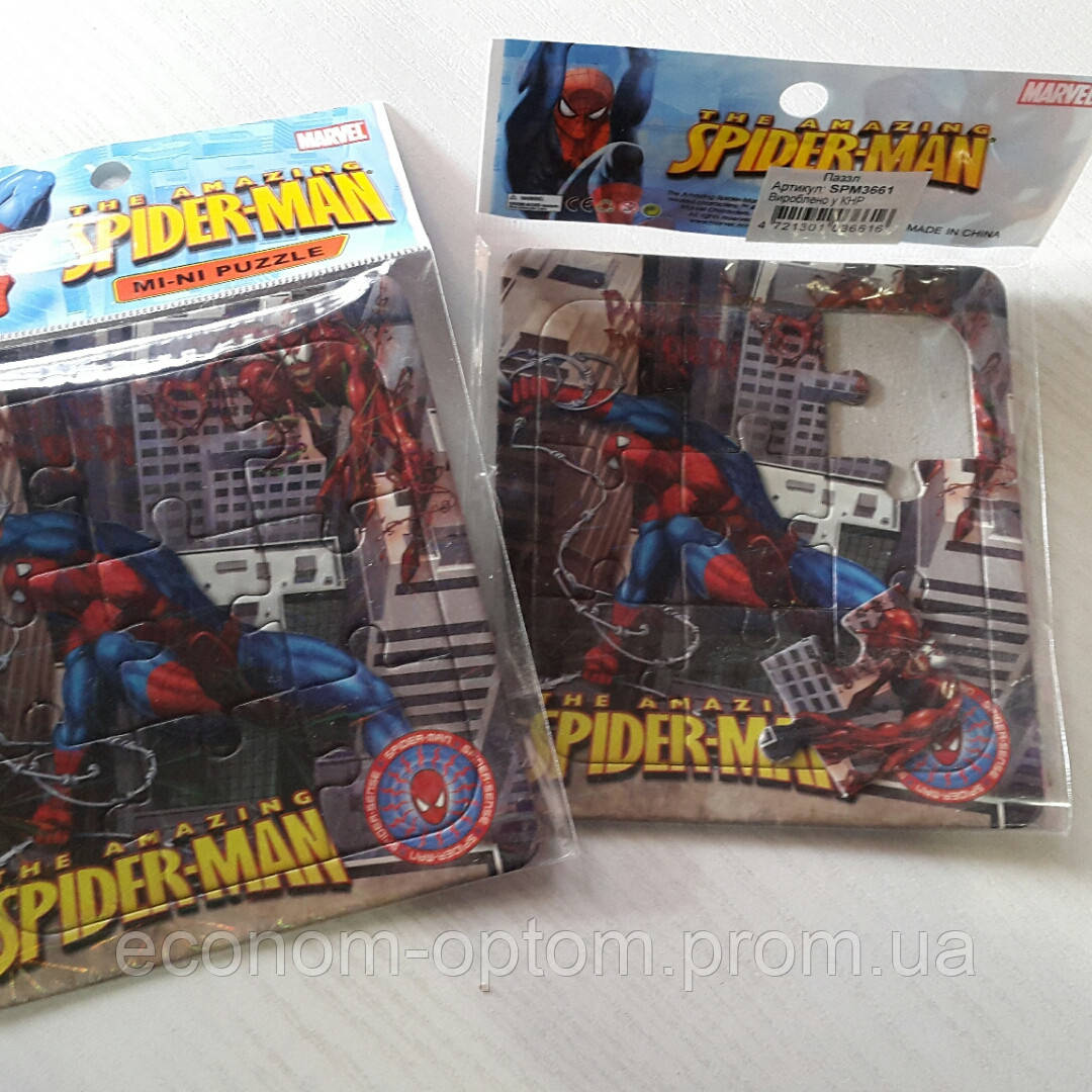 "Пазлы  Детские ""SPIDER-MAN"""