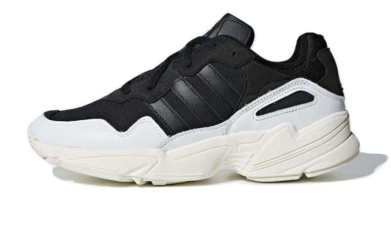 Мужские кроссовки adidas Yung 96 Black-white