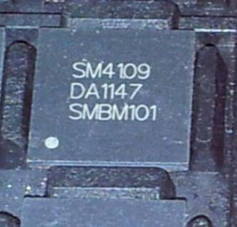 Мікросхема SM4109 в стрічці