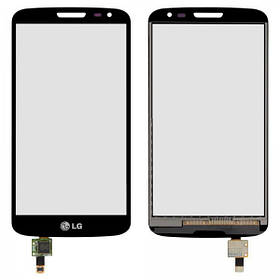 Сенсор (тачскрин) для LG D610 G2 mini/D618/D620/D625 черный