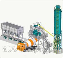 Реконструкція бетонних заводів