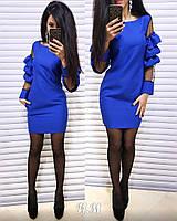 Женское нарядное платье  РАЗНЫЕ ЦВЕТА  Код. Н405-0548