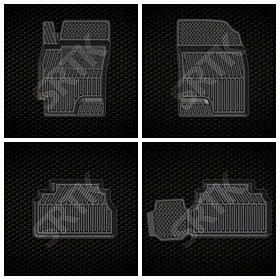 Коврики автомобильные Chevrolet Epica 2006- SRTK