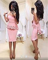 Женское красивое  платье   РАЗНЫЕ ЦВЕТА  Код. Н405-0550