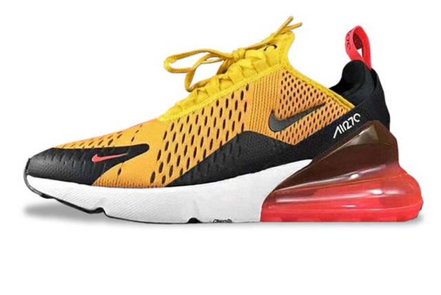 Мужские кроссовки Nike Air Max 270 Orange, фото 2
