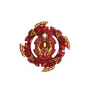 Takara Tomy Beyblade Burst Bloody Longinus Guren Ver (Layer Olny) Limited F/S.Лише Лаєр(Кришка).Оригінал.