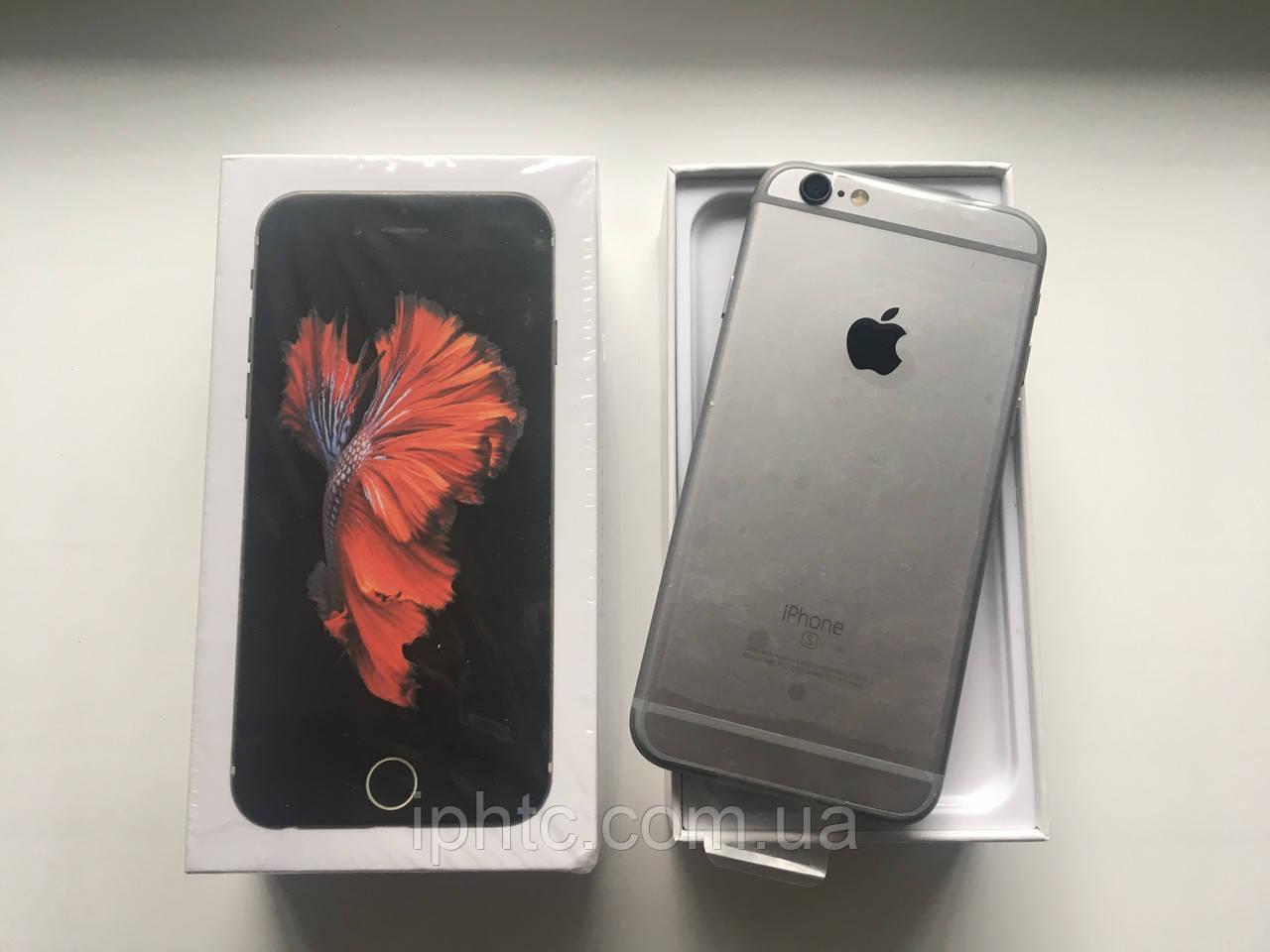 Apple iPhone 6S 64GB Grey /Новый / NeverLock Запечатан