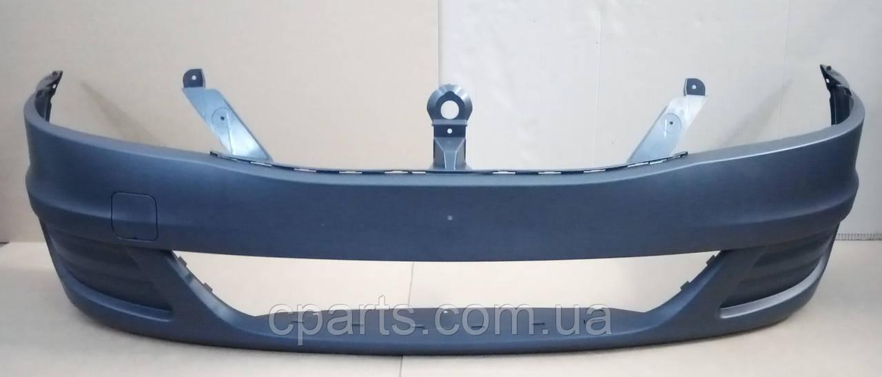 Бампер передний без ПТФ Renault Logan (оригинал)