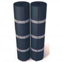 Еврорубероид ЭКП 3.5 сланец серый кровельный 10м цена за м2