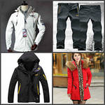 Куртки Зимние Штаты Джинсы
