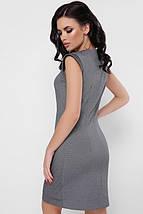 Женское короткое платье без рукавов (Susanna fup), фото 3