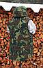 Модна чоловічий жилет під камуфляж великі розміри, фото 4