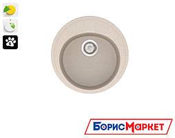Высококачественная кухонная мойка из кварцевого камня VANKOR Sity SMR 01.50