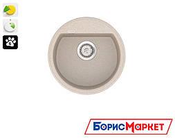 Высококачественная кухонная мойка из кварцевого камня VANKOR Easy EMR 01.45