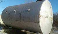 Емкость металлическая 25 м³
