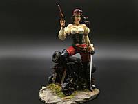 Статуэтка Veronese Девушка Пират WS-375