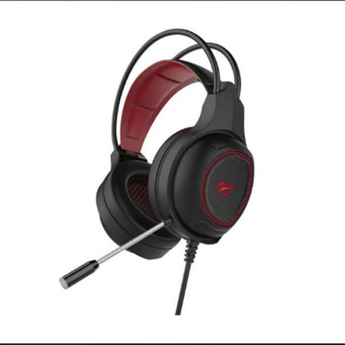 Наушники HAVIT HV-H2012D GAMING black/red, фото 1