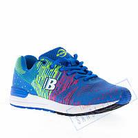 Кроссовки голубые Bona BA14W