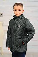 Стильная демисезонная куртка для мальчика 116-1146р