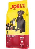 JosiDog Regular 18 кг, корм для взрослых собак всех пород