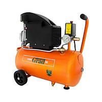 Компрессор Sigma 1.5 кВт 24 л Grad 7043515