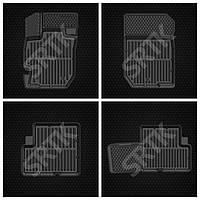 Коврики автомобильные Nissan Almera 2012- SRTK