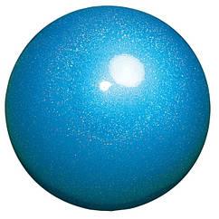 Мяч для гимнастики Chacott 65014-Prism 185мм/400г резина Fresh Blue 625