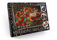 Алмазная живопись Diamond mosaic, фото 1