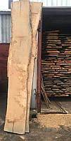 Доска столярная Ясень, необрезная, сухая