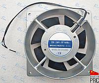 Вытяжной осевой вентилятор ВН-2 130Х130Х40, 220В мощностью 24Вт (Китай)