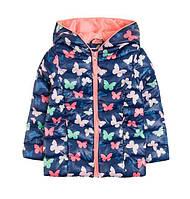 Cool club Butterflies весенняя куртка для девочки размер 110