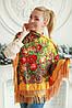 Шарф женский платок Украинский, фото 2
