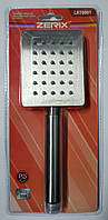 Лейка для душа Zerix LR70001 из нержавеющей стали