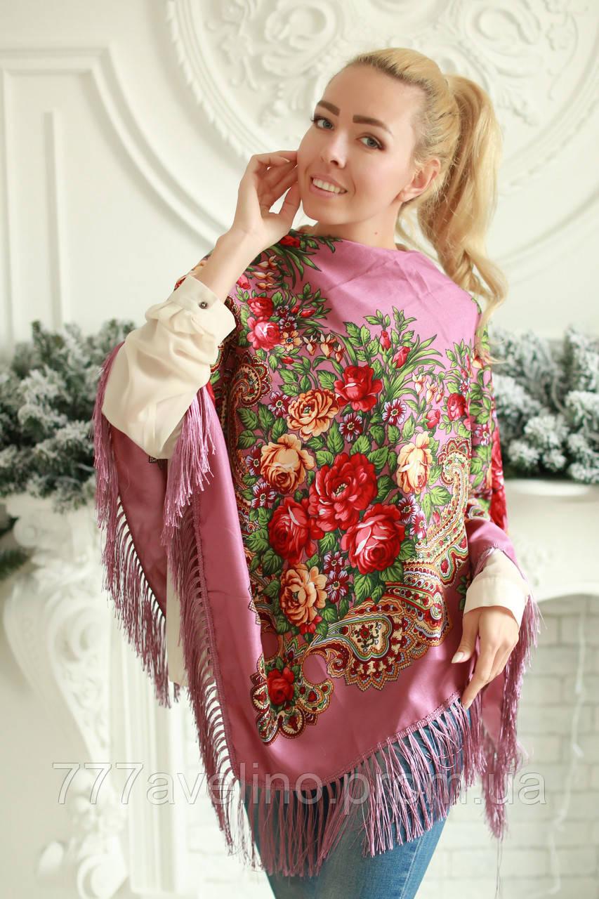 Шарф женский платок Украинский