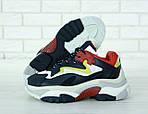 Женские кроссовки Ash Addict Sneakers (Сине-белые), фото 5