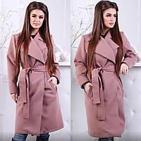 Весеннее пальто, фрезовый