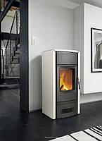 E927D BCS 9 кВт (Регулировка пламени) - Печь на дровах Piazzetta Италия, фото 1