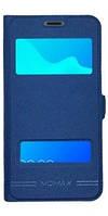 Чехол книжка Momax для Xiaomi Redmi Note 6 Pro Blue
