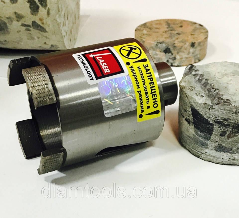 Реставрация пайкой алмазной коронки DISTAR DDS-B 68x65-4xM16 CS-X (47880017079)
