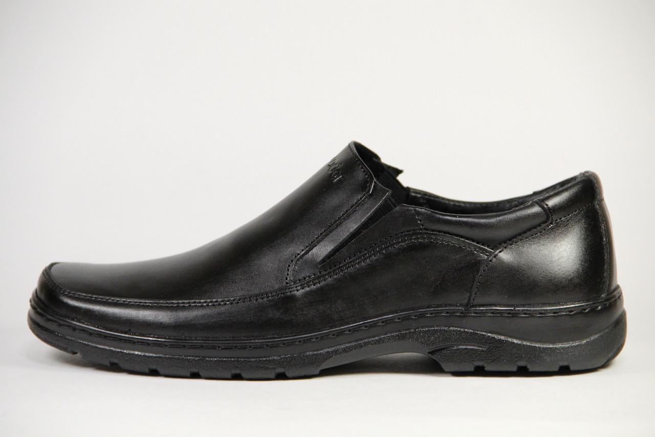Мужские кожаные туфли Matador 5110
