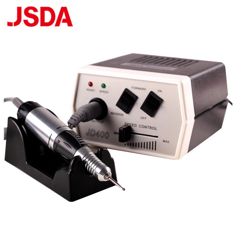 Фрезер для маникюра JD 400  30w