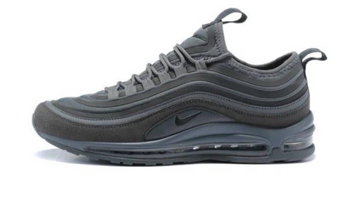 Мужские кроссовки Nike air Max 97 Ultra Grey, фото 2