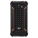 Мобильный защищенный смартфон Homtom z33 orang 3+32 gb, фото 3