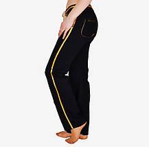 Спортивные штаны карманы сзади (W7628) | 4 пар, фото 3