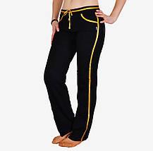 Спортивные штаны карманы сзади (W7628) | 4 пар, фото 2