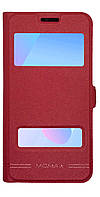 Чехол книжка Momax для Xiaomi Redmi S2 Red